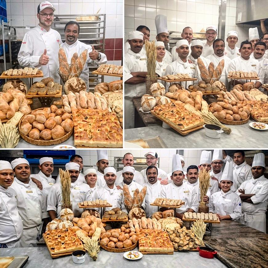 bakery ingredients Dubai backaldrin - Heidi Chef Solutions