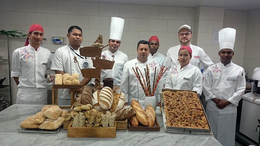 bakery ingredients Dubai / UAE backaldrin - Heidi Chef Solutions