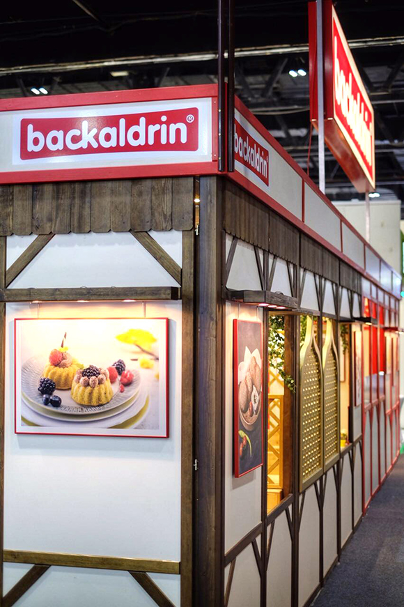 Gulfood 2017 Heidi Chef Solutions with Backaldrin