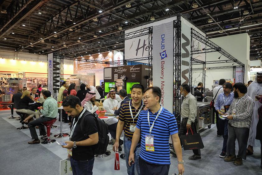 Heidi Bakery Equipment Dubai Gulfood Manufacturing 2017