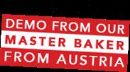 Master bakery Austria at heidi Dubai