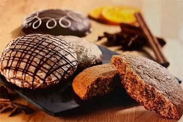 Xmas cookies Dubai UAE