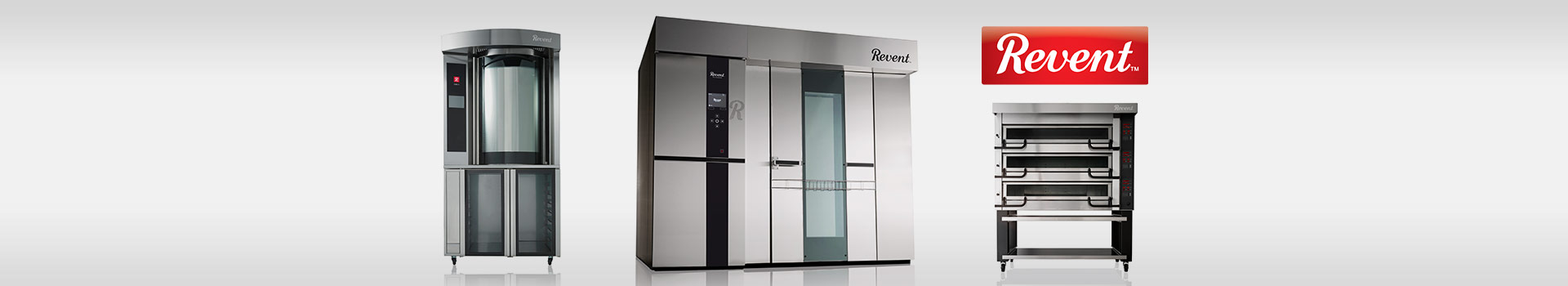 Revent Ovens for Dubau UAE GCC Jordan
